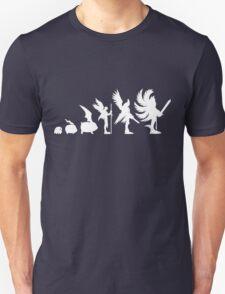 Evolution of Monsters 3 (Dark Version) T-Shirt