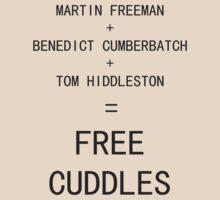 FREE CUDDLES by NightDragon74