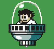 Dr. Zilog T-Shirt by Pixel Glitch