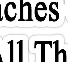 Soccer Coaches Get All The Hot Women Sticker