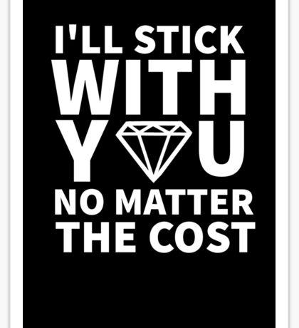 Bind Your Love Lyrics 2 Sticker