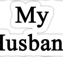 Cancer Will Not Stop My Husband He Is A Soccer Coach Sticker
