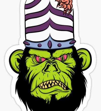 Mojo Jojo Sticker