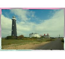 Dungeness Lighthouses  Photographic Print