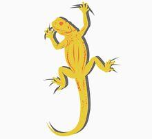 Yellow Lizard Unisex T-Shirt