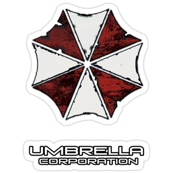 Umbrella Corporation iphone Case, iPod Case, iPad Case and Samsung Galaxy Cases by Kris Graves