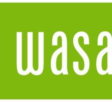 got wasabi? Sticker