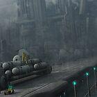 Fabrik Planeten by Jacob Charles Dietz