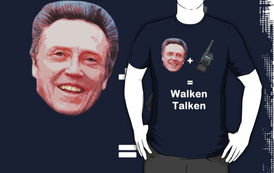 Walken Talken by MrJamma