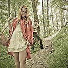 Little Red Riding Hood 3 by redhairedgirl
