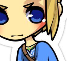 Zelda Wii U Link Sticker