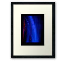 ©NLE Aureal Vertical I Framed Print