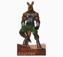 Killeroo by Dan Gibbs by killeroo