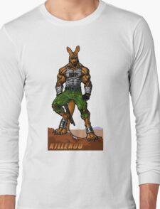 Killeroo by Dan Gibbs Long Sleeve T-Shirt