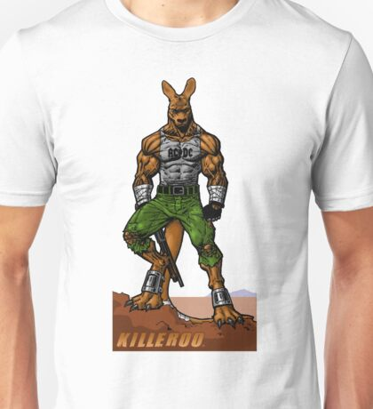 Killeroo by Dan Gibbs Unisex T-Shirt