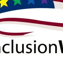 Inclusion Winds Logo Sticker