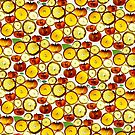 Fruit Pattern by James McKenzie