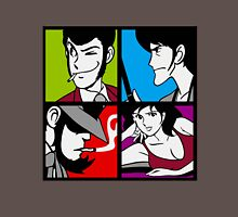Lupin the third and his friends Unisex T-Shirt