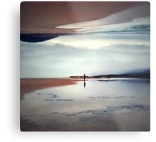 Ghost on the Shore Metal Print