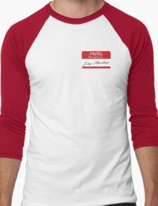 Hello, My Name is... Inigo Montoya Men's Baseball ¾ T-Shirt