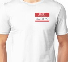Hello, My Name is... Inigo Montoya Unisex T-Shirt