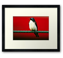 SING ME A SONG~ Framed Print