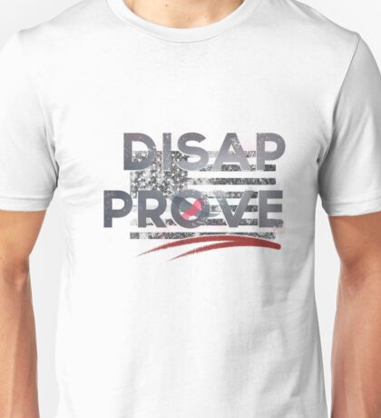 Disapprove Typo Patriot Unisex T-Shirt