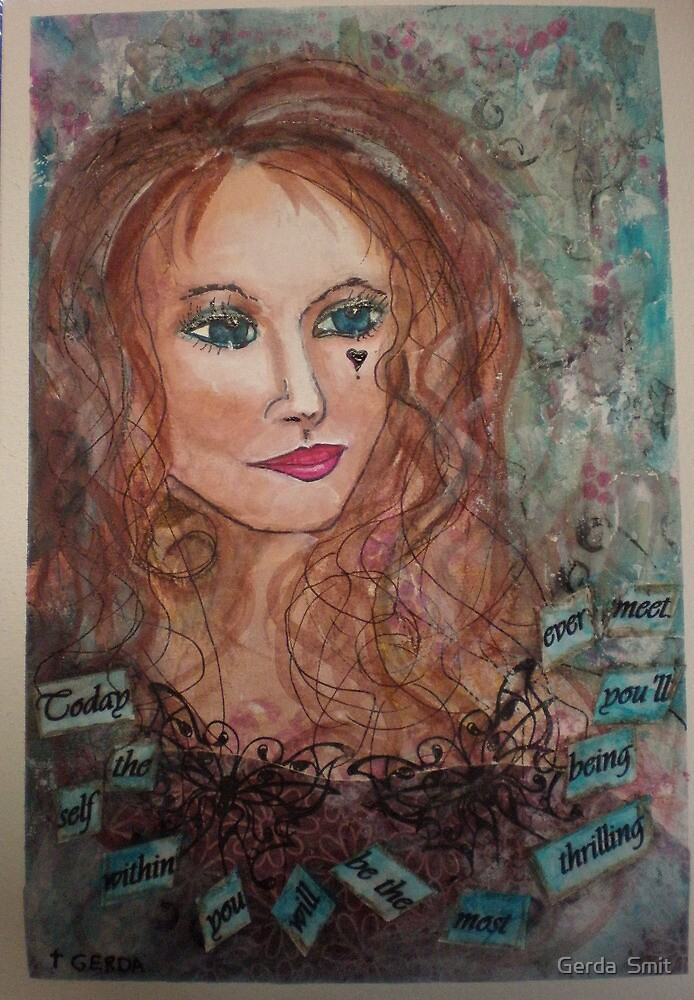 Women by Gerda  Smit