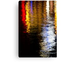 Water Colours I Canvas Print