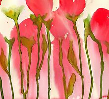 Poppies by KeLu
