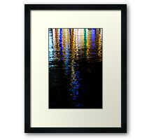 Water Colours II Framed Print