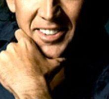 In your dreams Nicolas Cage Sticker