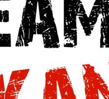 Team Kane Sticker Sticker