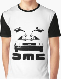 DeLorean DMC Graphic T-Shirt