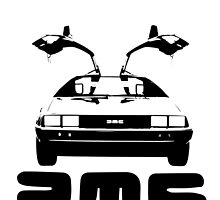DeLorean DMC by gallo177