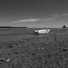 Boat grounded by Duncan Cunningham
