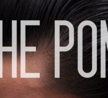 The_Pomp. Classic Logo Sticker