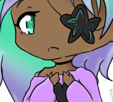 Pastel Chibi Princess Sticker