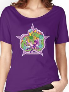 Universal Dragon Women's Relaxed Fit T-Shirt