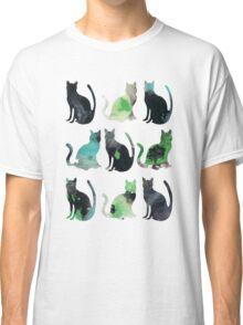 Nine Cats Classic T-Shirt