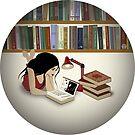 Read more books! by franzi