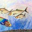 Underwater#1 by robert murray