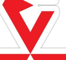 Wisconsin Evo Owners Sticker Sticker