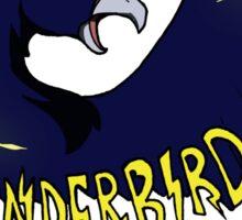 Thunderbird Pride Sticker