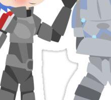 Mass Effect - Shakarian Ice Cream Sticker