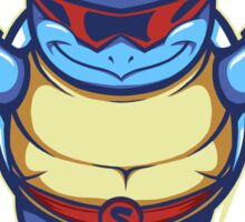 Ninja Squirtle - Sticker Sticker