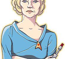 Nurse Christine Chapel by helenadara