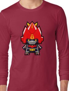 Mekkachibi Voltes V Long Sleeve T-Shirt
