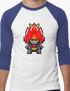 Mekkachibi Voltes V Men's Baseball ¾ T-Shirt