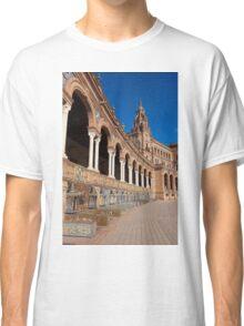Spain square,Sevilla Classic T-Shirt